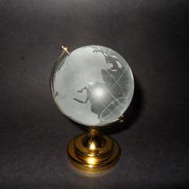 10 Esfera Globos Terraqueo En Cristal - Feng Shui