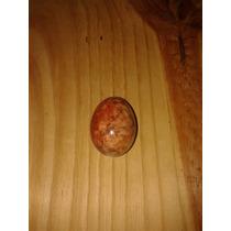 Huevo De Piedra Dura Color Marrón