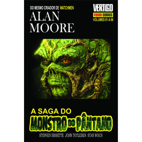 Box, Caixa, Para A Saga Do Monstro De Pântano