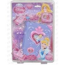 Diario Magico De Princesas Disney Original De Ditoys Oferta