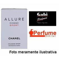 Perfume Allure Homme Sport 100ml Similar Importado