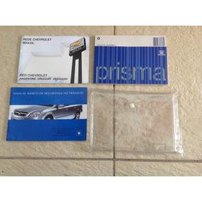 Manual Do Proprietário Chevrolet Prisma Ano 2008 Completo