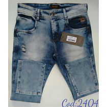 Calça Jeans Oppnus Masculina Fit 2404