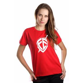 Camisa Damyller - Camisetas e Blusas Manga Curta para Feminino no ... 58356e531de0d