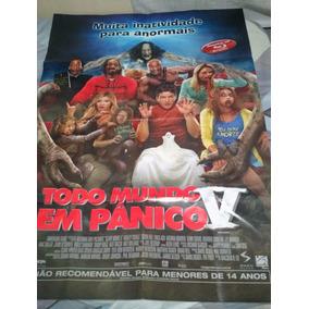 Poster Do Filme Todo Mundo Em Pânico 5 (scary Movie 5)