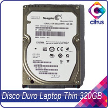 Disco Duro Para Laptop 320 Gb 2.5 Sata Refurbished