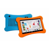 Capa Silicone Kids Tablet Cce Motion Tab Tr71 Tr72 + Pelicul
