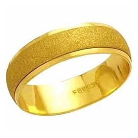 3bb10955c42 Alianca De Ouro Abaulada Liso Fosco - Alianças no Mercado Livre Brasil
