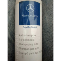 Shampoo Auto Mercedes Benz Original,vag,nuevo,fino,bmw,smart