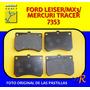 7353 Pastilla De Freno Mazda 323/ford Leicer/mercury Tracer