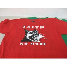 Poleras De Faith No More Todas Las Todas Tallas