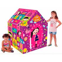 Barraca Infantil Casinha Toca Show Da Luna - Multibrink