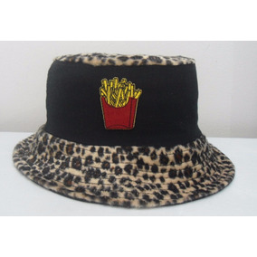 Bucket Hat Perene Batata Frita Mc Donalds Bob