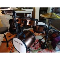 Bateria Rmv Rock One First Drum Bistrô