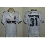 3687c0cae9 Camisa Santos 1996 - Camisa Santos no Mercado Livre Brasil