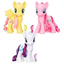 Kit C/3 My Little Pony 20cm Original - Hasbro A5931