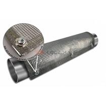Escudo Térmico Para Escapamento Em Inox 11676 - Cód.2363