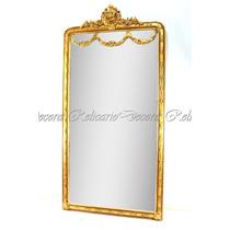 Espelho Gigante Estilo Classico Europeu Belissima Moldura