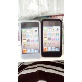 Forro Ipod Touch 4 / Forro Silicon Goma Ipod 4g