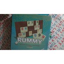 Juegos Clasicos Rumy Caja Metálica Hasbro Lyly Toys