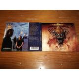 Gamma Ray - Majestic Cd Nacional Ed 2005 Mdisk