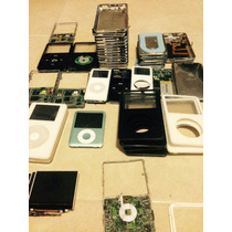 Lote De Piezas Ipod Video Nano Classic Partes Apple Reparar