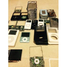 Lote De Piezas Ipod Video Nano Classic Partes Apple Reparar