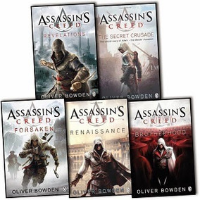 5 Libros Saga Assassin
