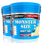 Whey Protein 7900 Monster Size 5kg. Sin Tacc. Gentech