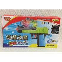 Brinquedo Lançador De Dardos C/luzes + Acessórios Importado