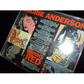 Laurie Anderson Red Bright Sampler Vivo Lou Reed Brian Eno
