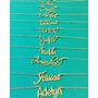 Oro Laminado 22k Joyeria Mujer Nombre Personalizado Letras