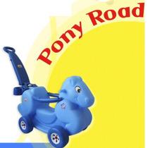 Ponyroad Montables Tipo Carreola; Ideal Para Bebes