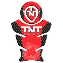 Protetor De Tanque E Boca Honda Bros/xre/tornado Tnt Energy