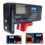 Testador Voltímetro Digital De Pilhas E Baterias 1,5v 9v