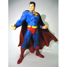 Estátua Superman For Tomorrow Crazy Toys Sem Caixa Novo