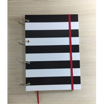 Caderno Argola G (escolha A Estampa) - 1 Matéria