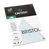 Block Bristol A3 250g 20 Hojas (10221) Canson Lw