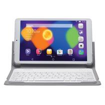 Tablet Alcatel Pixi3 10 16gb Quad Core Teclado Funda Blanco