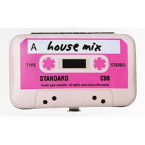 Set De Manicure Pop Art   Cassette Rosado   5 Piezas Dci