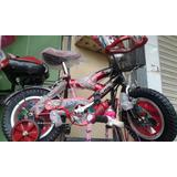 Bicicletas Importadas Para Niño Y Niñas Rodado 12