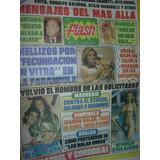 Revista Flash 501 Tiraboschi Pimpinela Noemi Alan Albero