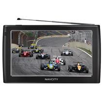 Gps Automotivo Tela 4.3 Way45 Tv Digital Atualizado S/caix
