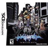 The World Ends With You (nuevo Sellado) - Nintendo Ds