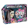 Set De Maquillaje Y Peluca Frankie Stein Monster High