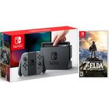 Consola Nintendo Switch Con Juego Zelda Breath Of The Wild