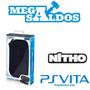 Megasaldos Estuche Pro Sony Psvita Nitho Console Case Negro