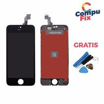 Display Pantalla Iphone 5c Original Apple Lcd Negra