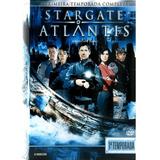 Dvd Stargate Atlantis 1ª Temporada 5 Dvds