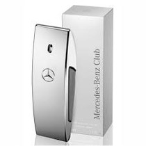Perfume Mercedes Benz Club 100ml Masculino   100% Original
